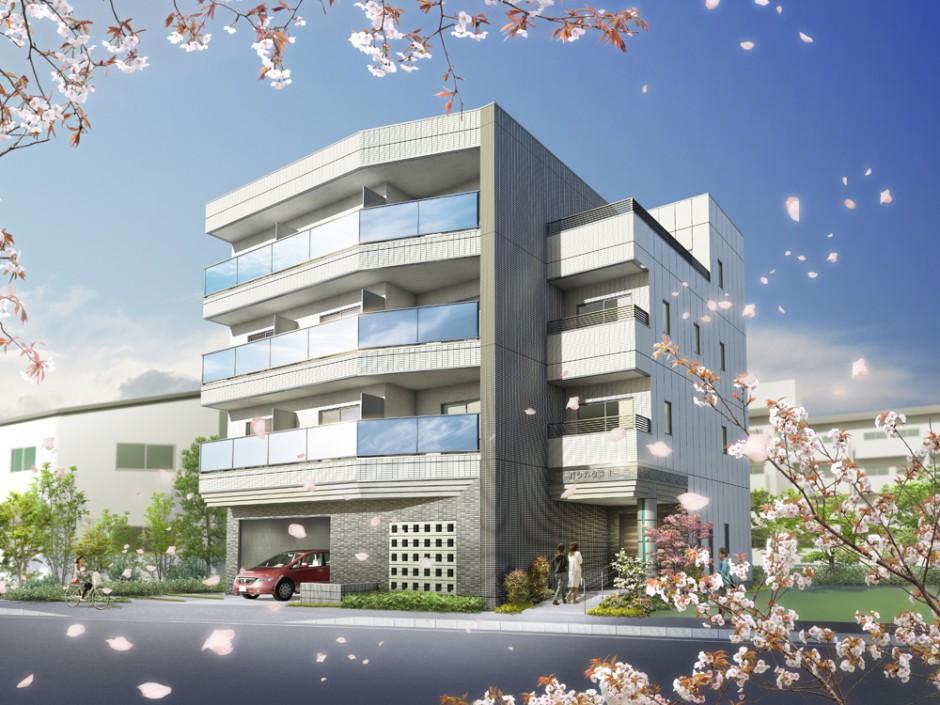 2010.01瀬川マンション