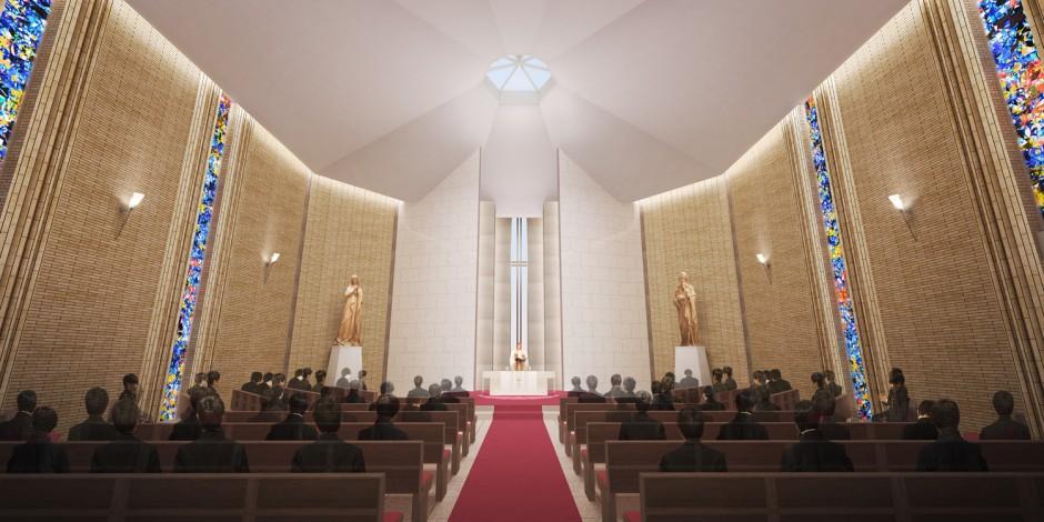 内観_聖堂