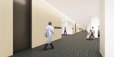 2016.05国立循環器病研究センター外来待合ホール