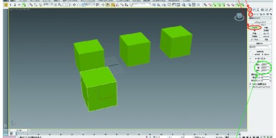 【3dsmax初心者向け】立方体の作り方と編集の3つの方法